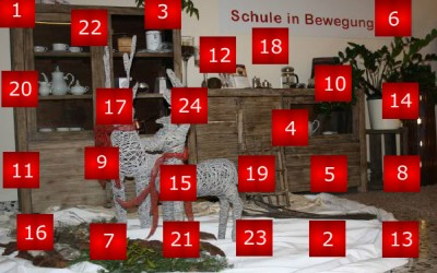 Adventkalender der 3BHW