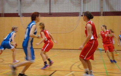 Basketball Bezirksmeisterschaft