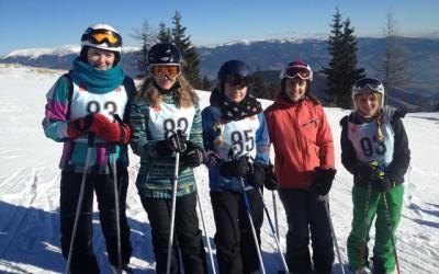 Snowboard und Skicross Bezirkscup