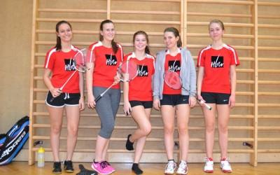 HLW-Erfolge bei Badminton Landesmeisterschaft