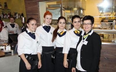 Nikolocafe im Restaurant Spectrum im Tenorio
