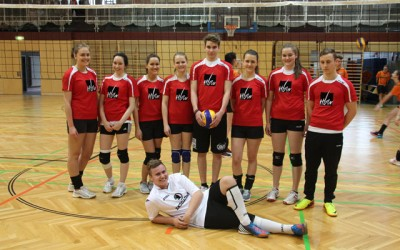 Volleyball Mixed Bezirksmeisterschaft