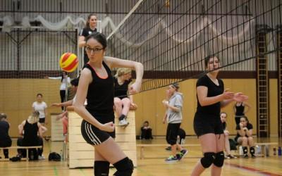 HLW-internes Volleyballturnier – organisiert von der 3AHW