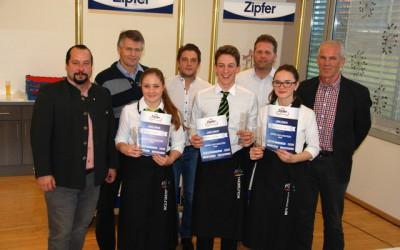 Schulinternes Zipfer-Zapf-Masters