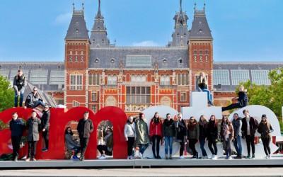 Kulturwoche der 4BCHW in Amsterdam