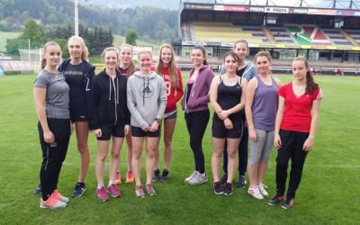 Leichtathletik Bezirksmeisterschaften 2016