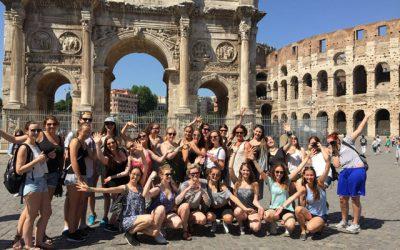 Kulturreise der 4AHW nach Rom