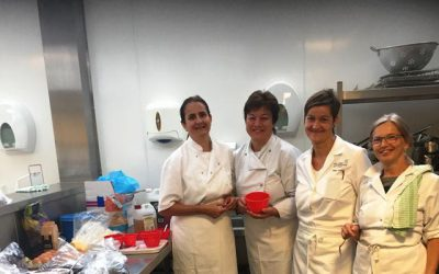 Scottish themed cooking in Edinburgh
