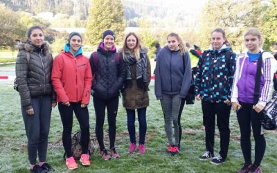 Bezirksmeisterschaft in Cross Country 2016