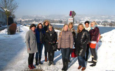 COOLE Exkursion nach Niederösterreich