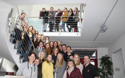 Abschlussklassen on Tour im Lavanttal