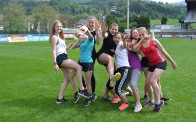 Leichtathletik Bezirksmeisterschaften 2017