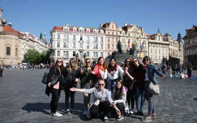 Kulturfahrt der 2AMW nach Prag