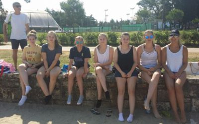 Sommersportwoche der 2ABHW in Umag