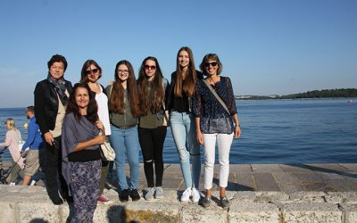 "Erasmus Treffen ""YES Europe"" in Poreč"