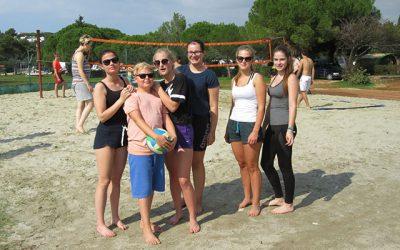 Sommersportwoche der 2ABHW / 3AMW in Rovinj