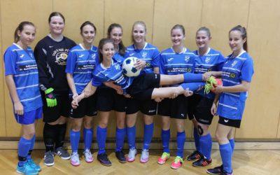 1.Platz bei den Futsal-Bezirksmeisterschaften 2017
