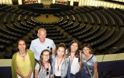 Abschluss des Erasmus+ Projektes im Schwarzwald