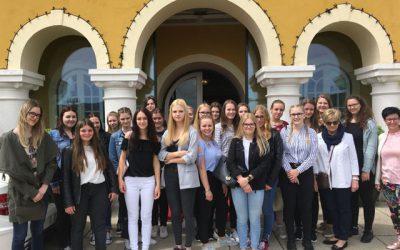 2AHW besucht Schlosshotel Velden