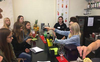 Schnuppertag für Drittklassler an HLW