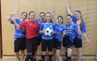 Erfolg bei Futsal-Bezirksmeisterschaft