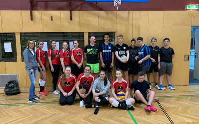 HLW-Erfolge bei Futsal-LM und VB-BM
