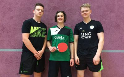 Landesmeisterschaft Tischtennis 2018/19