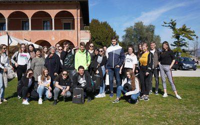 Erasmus+ School Exchange Projekt mit Udine
