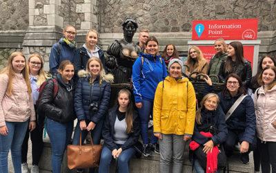 Die 5AHW in Dublin – ein Reisebericht