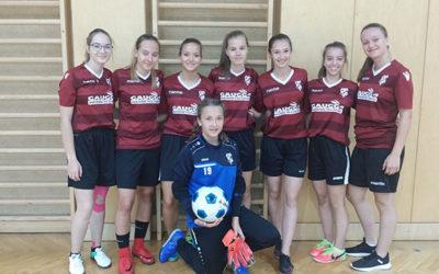 HLW Mädchen bei Futsal-BM wieder unschlagbar