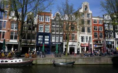 Kulturfahrt der 4BHW nach Amsterdam