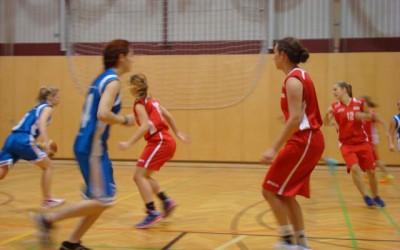 Basketball Bezirksmeisterschaft