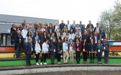 Comenius-Projektreise nach Deutschland