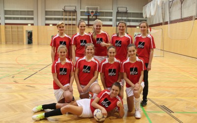 3. Platz bei Futsalmeisterschaft