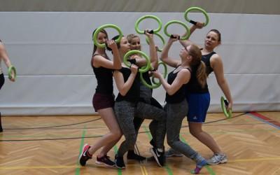 Smovey-Einführung im Sportunterricht