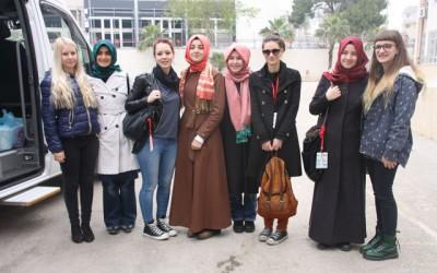 Comenius-Projektreise in die Türkei