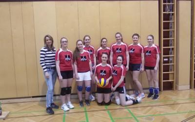 Volleyball Bezirksmeisterschaft
