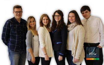 Neue Schülervertretung an HLW
