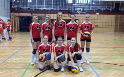 Bezirksmeisterschaft Volleyball der Mädchen