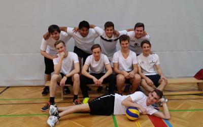 Bezirksmeisterschaft Volleyball der Burschen