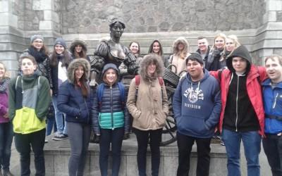 Sprachwoche der 3BHW nach Irland