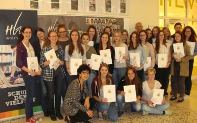 Auszeichnung für HLW in Compassion-Projekt