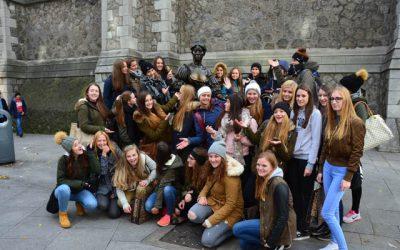 Sprachwoche der 3BCHW in Dublin