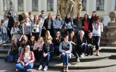 Kulturwoche der 5ABCHW in Prag