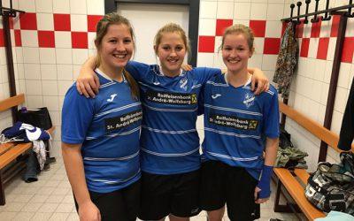 Futsal Landesmeisterschaften 2016 mit HLW-Erfolg