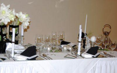 Stilvolle Tischkultur als Leitbegriff