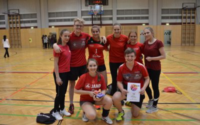 2AHW gewinnt HLW-internes Volleyballturnier