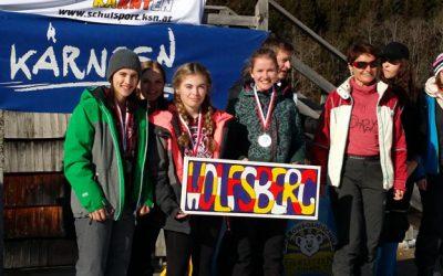 2. Platz für HLW beim Landesjugendskitag