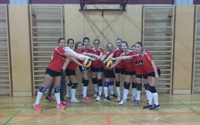 HLW-Erfolg bei Volleyball Bezirksmeisterschaften 2017