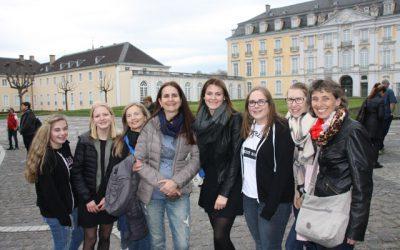 HLW Schülerinnen begeistert von Erasmus+Projekt in Köln